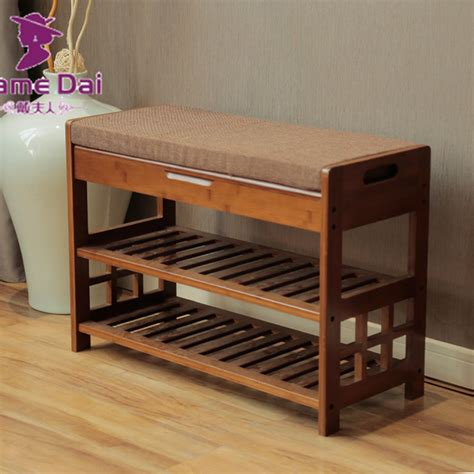 Door Board 3t Shoes Rack Rak Sepatu aliexpress buy bamboo shoe rack bench storage