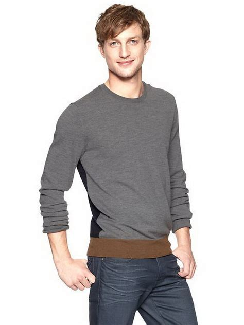 Gap Winter 2013 Sweaters for Men   Stylish Eve