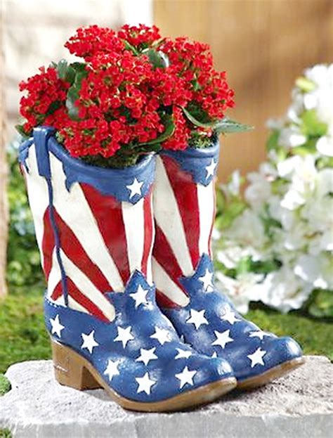 Patriotic Garden Decor Patriotic Garden Decor House Decor Ideas