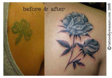 tattoo aftercare cover cover up tattoo as an alternative to laser tattoo removal
