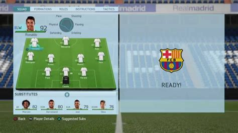 best for motion best formation in fifa 16