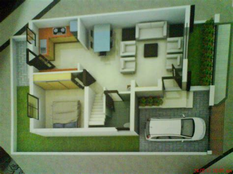 1 bhk house design 16 perfect images 1 bhk house home building plans 13958
