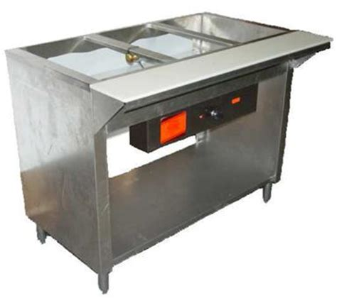 Electric Steam Table by Amc E 3e Electric Steam Tables