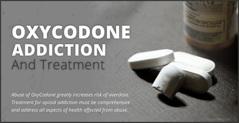 Self Detox From Oxycodone by Oxycodone Addiction And Treatment