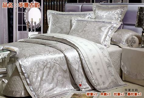 thin layer quilted luxury silk bedding set tribute silk