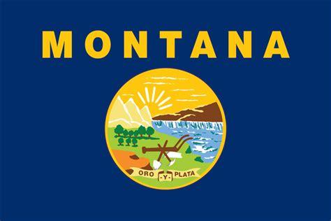 montana state colors montana state flag liberty flag banner inc