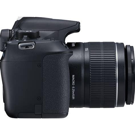 Kamera Canon Eos 1300d 18 55 Iii canon eos 1300d 18 55mm iii objektiv in eos