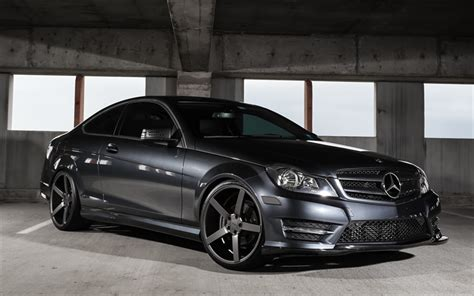 Mercedes Sports Coupe by Wallpapers Mercedes C Class C250 Sports
