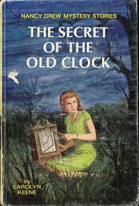 the book nancy the secret of the clock nancy drew mystery stories 1 by carolyn keene reviews