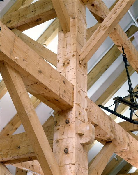 Timber Frame Joints   Picture of Frames