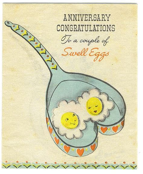 Vintage Wedding Anniversary Cards   The Vintage Inn