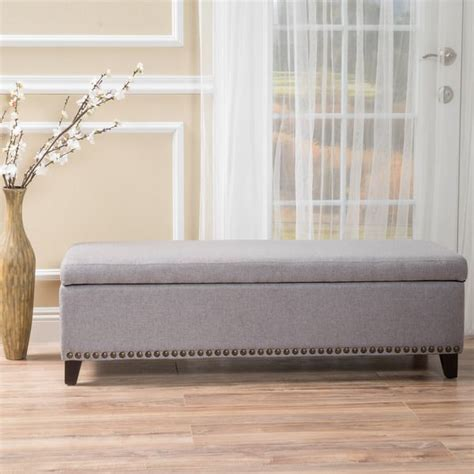 115 best ottoman fabric images on pinterest ottomans textile christopher knight home isra fabric storage ottoman bench