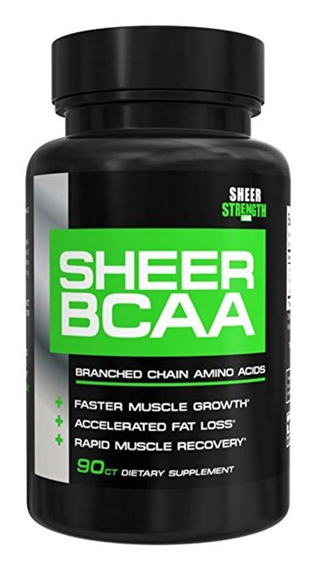 the best bcaa 8 best bcaa supplements branch chain amino acids for