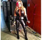 Image  Evil Natalya In Blackjpg Pro Wrestling Wikia