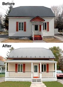 what happens after fixer before after quick fixer upper with novibric hl from novik