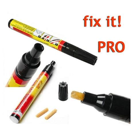 Fix It Pro Limited aliexpress buy permanent water resistant fix it pro clear car scratch repair remover pen