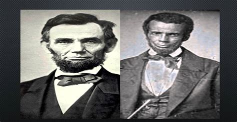 which president was abe lincoln abraham lincoln was black