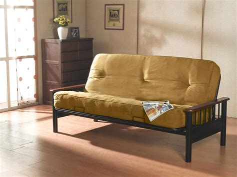 Bismark Futon by Bismark Futon Frame With 8 Quot Innerspring Mattress