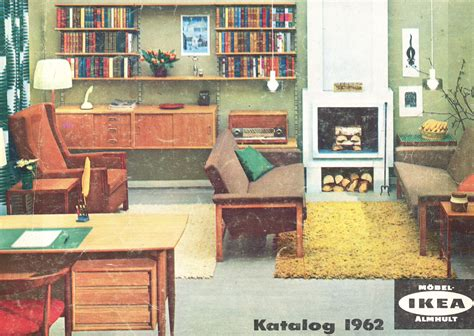 old ikea catalogs ikea catalog covers from 1951 2015