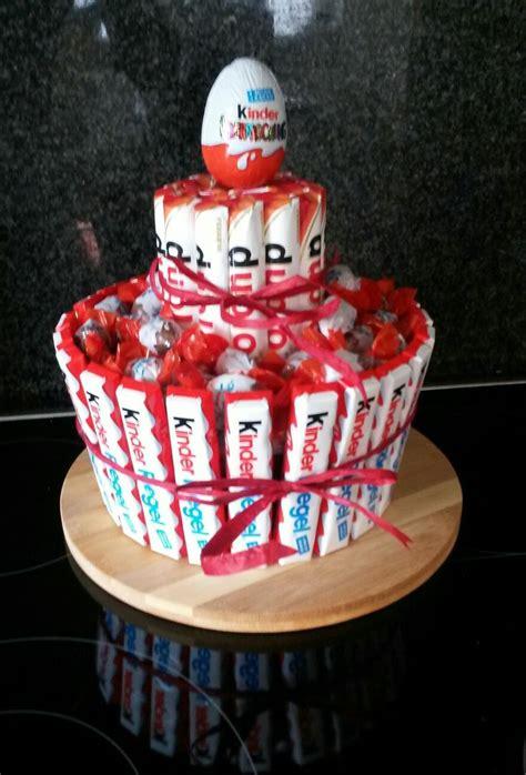 kinderriegel kuchen die besten 17 ideen zu kinderriegel torte auf