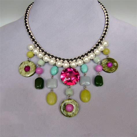 Handmade Necklace Ideas - amazing handmade jewelry ideas fashion fuz