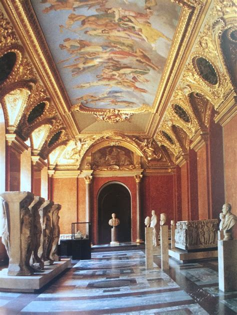 Louvre Interior by Mus 233 E Du Louvre Accessing The Architecture And