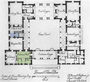 neoclassical floor plans house plans