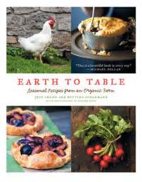 farm to table cookbook books