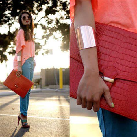 Salmon Nara Top pinktrendy aprende a combinar prendas de color naranja