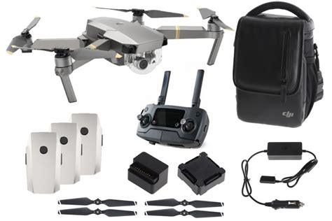 Bundle Fly More Combo Dji Mavic Pro dji mavic pro platinum fly more combo w remote 3 batteries 16gb mic