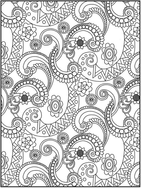 detailed snowflake coloring page detailed coloring pages for older kids this one is free