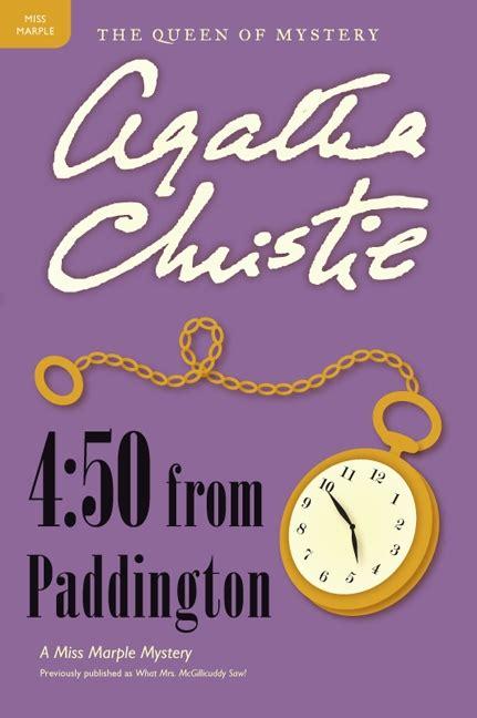 4 50 from paddington b2 collins agatha christie elt readers books review 4 50 from paddington agatha christie literary