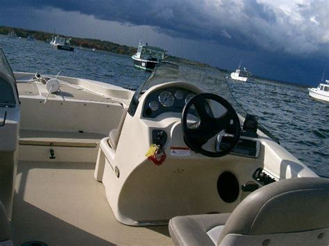 triumph boats dual console triumph 19 dual console 2003 for sale for 3 000 boats