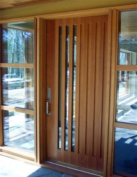 modern front door designs 25 best ideas about modern door design on pinterest