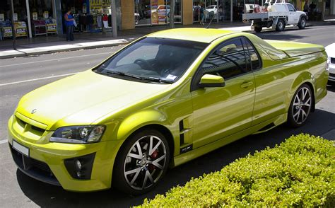holden hsv maloo ute for sale