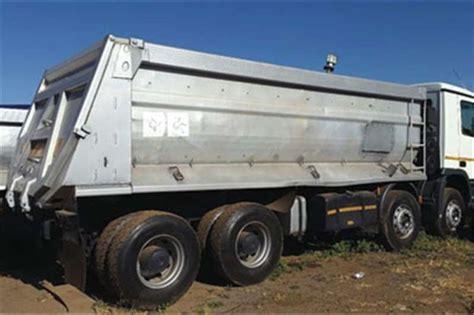 volvo truck parts south africa 2006 volvo fm 340 8x8 twinsteer 15m tipper truck trucks