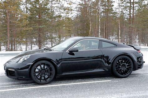 New 911 Porsche by Porsche 911 992 Generation And Details