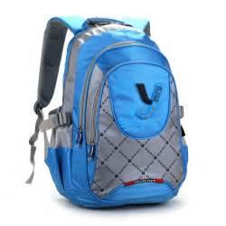 Nice blue color school bag trendyoutlook com