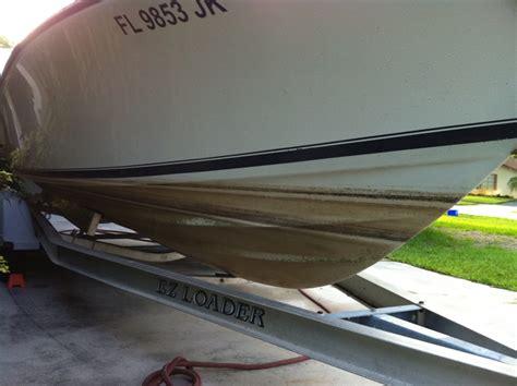 white boat bottom paint review on petit vivid white bottom paint w pics the