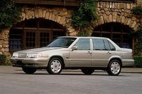 old car manuals online 1997 volvo 960 parking system 1995 volvo 960 photos informations articles bestcarmag com