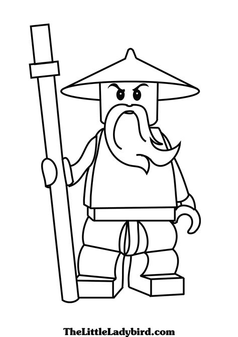 lego ninjago coloring pages free free ninjago serpent coloring pages