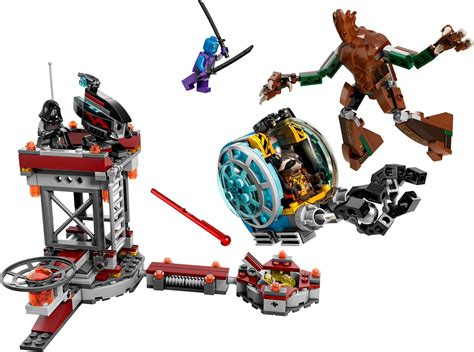 lego 76020 knowhere escape mission лего миссия quot выход здесь quot супер герои каталог