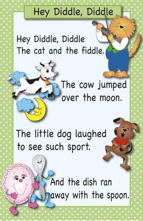 Free Printable Nursery Rhyme Posters Sing Read Nursery Rhyme Poster Pals Fst610