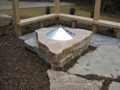 Firepit Stones Gas Pit Pit Design Ideas