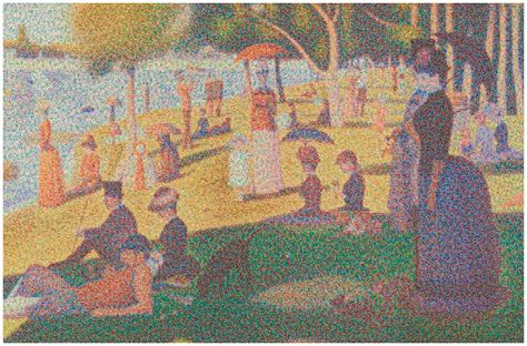 georges seurat most famous paintings don t eat alone august 2007