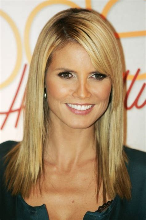 what colour is heidi klum s hair fresh spring makeup for brown eyes heidi klum nails