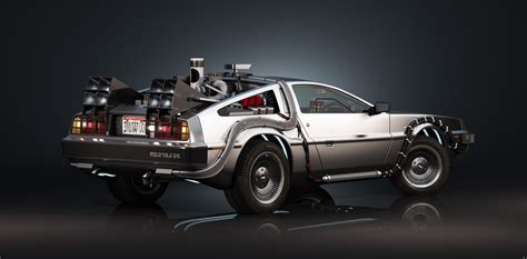 Back To The Future, DeLorean, Movies, Time Travel