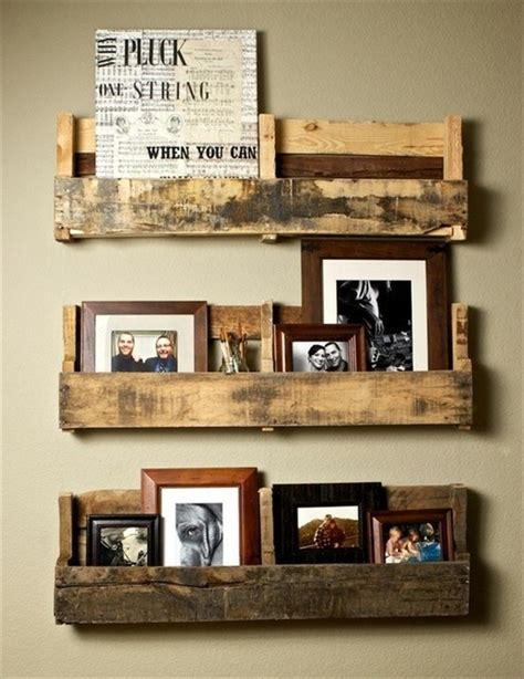 shelves out of pallets pallet bookshelf stores the mess inside 101 pallets