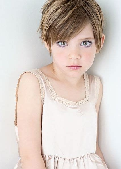 cool colors and cuts for young moms hair pixie cuts for kids short hairstyles for little girls