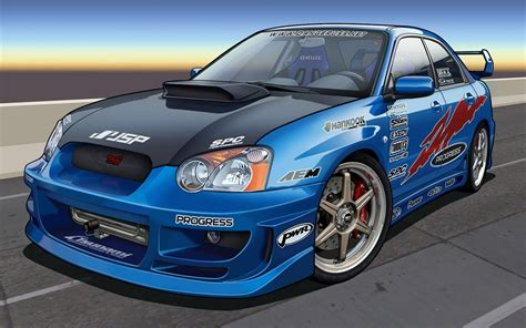 subaru wrx trailer subaru wrx sti rally race car wall trailer graphic decal